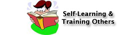 self-learning and training others
